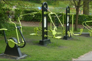 Gym equipment for healthy lifestyle
