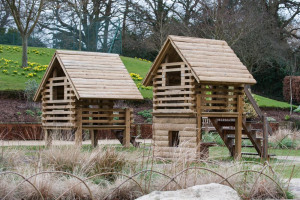 timberplay-houses.jpg - Revivify Manor Park! Our New Playground