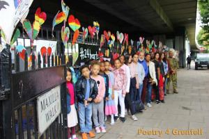 Poetry 4 Grenfell - Voices from Da Grove
