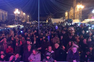 Batley Christmas Lights Switch-on Event