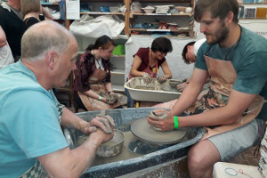 paul-and-dan.jpg - New Pottery for Gateshead