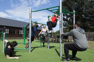 Harraby Community Fitness Park & Trail
