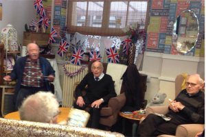 bunting-and-banter-mens-group-enjoying-a-sign-along-and-natter-1.jpg - CraftChat Cafe