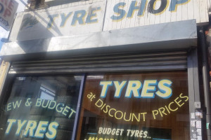 tyre-shop.jpg - Kensal Green High Street regeneration