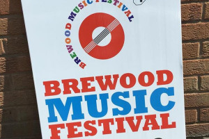venue-sign.jpg - Brewood Music Festival 2018