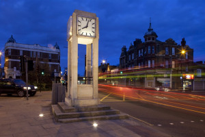 Best night photo of clock.jpg - Hanwell town team