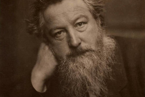 william-morris-photo.jpg - William Morris Steam Print
