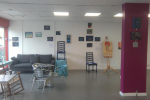 exhibition-interior.jpg - Creating the Shine Cafe, Turnpike Lane