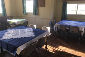 tables-set-out-for-use.jpg - Take a seat at North Witham Village Hall