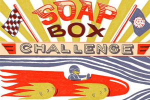 Micklegate Run Soap Box Challenge