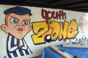 Youth Zone Art Work Sept 2012 (5).JPG.jpg - Burnside Community Garden