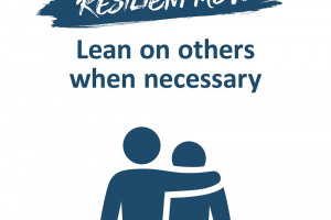 lean-on-others.jpg - Creating Blackpool's Resilience Pathway