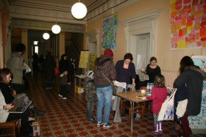 Town Hall Foyer.jpg - Town Hall Tales