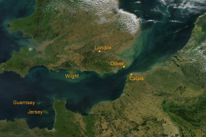 EnglishChannel.jpg - ENGLISH CHANNEL SWIM FOR CANCER RESEARCH