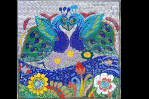 peacock.jpg - Malden Manor Mosaic Makeover