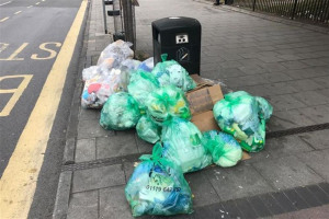 rubbish-gloucester-road.jpg - Get Rid of and Donate