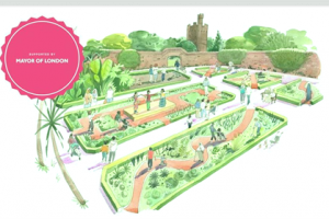 Transform the Walled Garden,Croydon