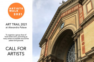 call-2.jpg - Artists Walk 2021 at Alexandra Palace