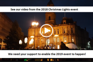 Dewsbury Christmas Lights 2019