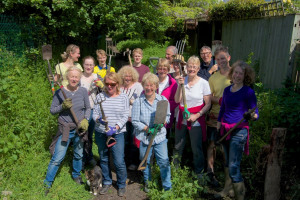 Radbourne_group photo.jpg - Radbourne Robin Project