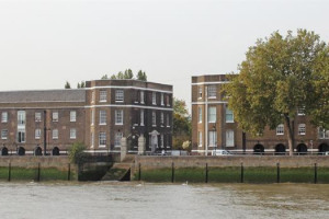 rum-warehouse-from-river.jpg - Deptford dockyard & Lenox visitor centre