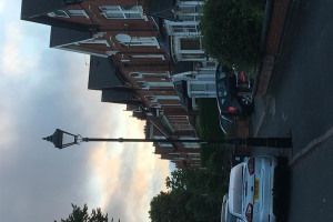 lamp-post-sunset.jpg - Cambridge Road lamp posts