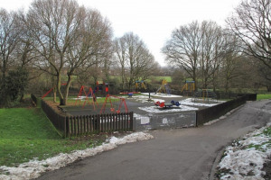South Norwood Lake Playground