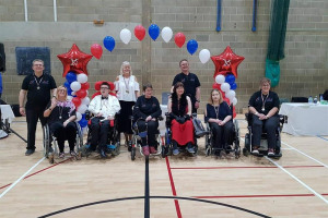 Wheelchair Dance National Competition