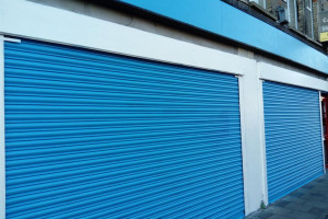our-new-frontage.jpg - Creating the Shine Cafe, Turnpike Lane