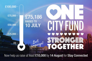 one-city-fund-totaliser-stay-connected.jpg - One City Fund: Stay Connected