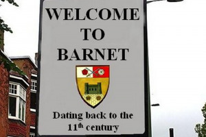 barnet-sign.jpg - Teenage Markets come to Barnet
