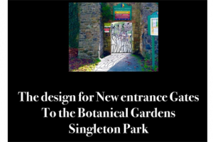 Gateway to Swansea  Botanical Gardens