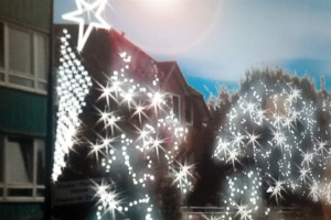 Station Rd Visual.jpg - Old Milton Christmas Stars