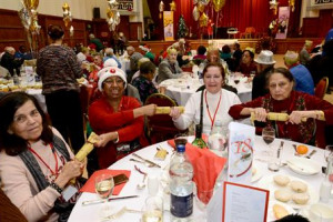 H&F Big Christmas Day Lunch 2019