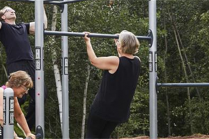 women-on-fitness-frame.jpg - Harraby Community Fitness Park & Trail