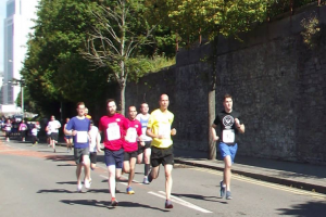 Butetown Mile runners.png - The Butetown Mile is back!
