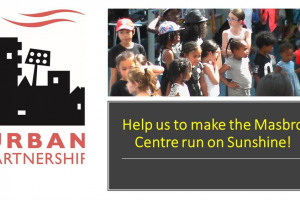 Make the Masbro Centre run on Sunshine!