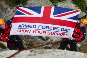 Family Fun Day for the Armed Forces