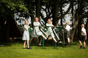 Langley Green Primary School Outdoor Gym