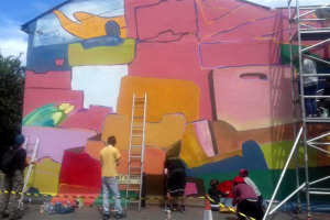 teamwork.jpg - LEWiSHAM School of Muralism
