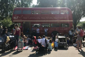 Celebrate the arts in Hammersmith