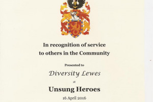 Diversity Lewes Resource Centre