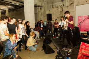 nme-merge-festival-launch-night-d-palma-violets-1.jpg - MERGE Bankside - Immersive arts festival