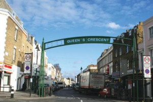 Bringing Queen's Crescent out of shadows