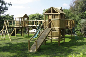 Amazing play space and meeting place