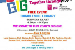 image.jpg - Live@thimblemill library our big gig