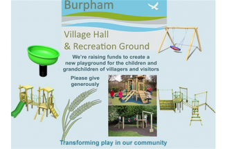 Revitalizing Burpham Playground