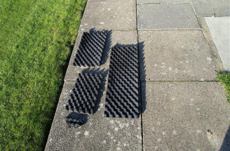 Renewing Fishbourne BC's Ditch Mats