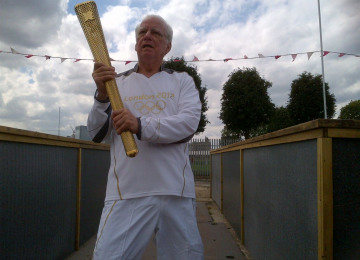 Olympic Torch Bearer relaunches Cody Dock campaign.jpg