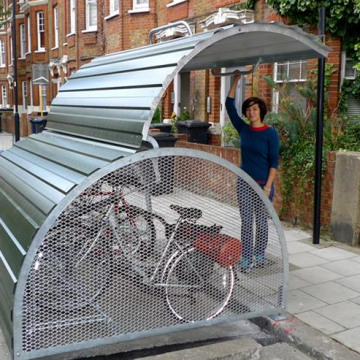 Cycle Storage for Grantham Road Towers